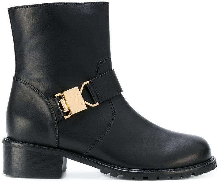 Giuseppe Zanotti Design buckled boots