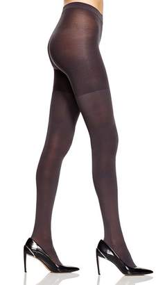 d25d04a0a07 Charcoal Opaque Tights - ShopStyle