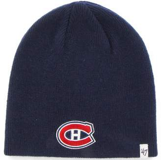 '47 Montreal Canadiens NHL Beanie Beany Hat One Size Mütze Forty Seven