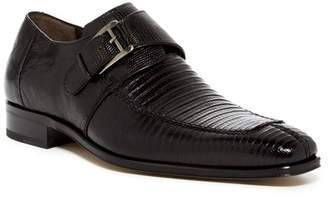 Mezlan Genuine Lizard Loafer $525 thestylecure.com