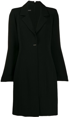Emporio Armani mini suit jacket dress