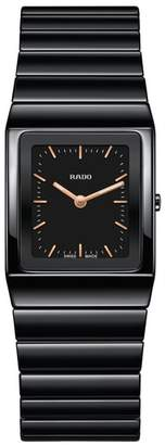 Rado Ceramica Bracelet Watch, 22.9mm x 31.7mm