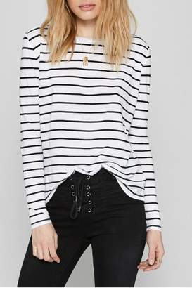 Amuse Society Ryan Stripe Tee