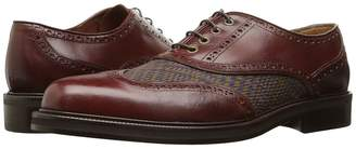 Etro Plaid Oxford Men's Shoes