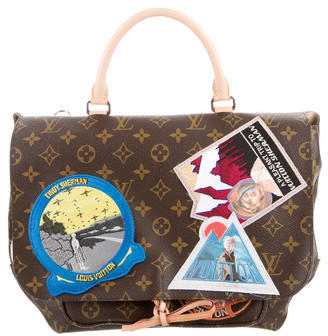 Louis VuittonLouis Vuitton Cindy Sherman Camera Messenger Bag