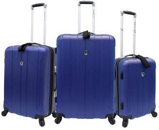 Traveler's Choice Cambridge 3 Piece Luggage Set