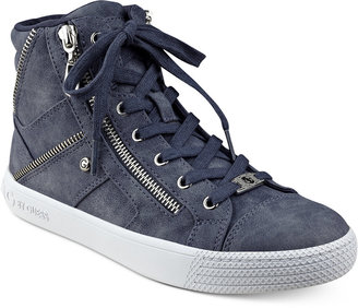 G by GUESS Maker High-Top Sneakers $59 thestylecure.com
