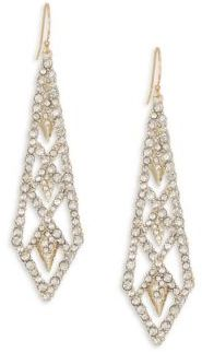 Alexis Bittar Alexis Bittar Elements Crystal Drop Earrings
