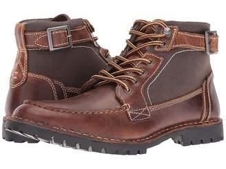 Steve Madden Nummero Men's Lace-up Boots