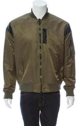 Mostly Heard Rarely Seen Parachute Bomber Jacket w/ Tags