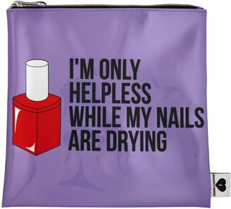 Sephora Breakup To Makeup Jelly Bag