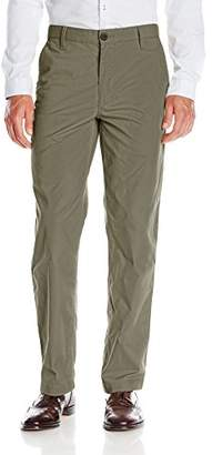 Dockers Pacific On The Go Straight-Fit Flat-Front Pant