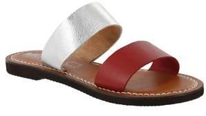 Mia Nila Two-Band Slide Sandal