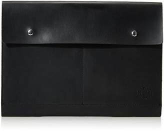 Portfolio Folder/Business Portfolio for Men & Women - Filgate Leather Folders Job Interviews Mobile Office Organizer