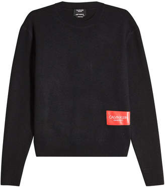 Calvin Klein x Andy Warhol Wool Pullover