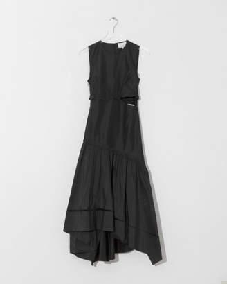 3.1 Phillip Lim Silk Taffeta Maxi Dress