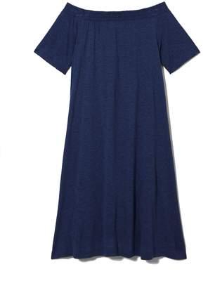 Vince Camuto Knit Off-the-shoulder Dress