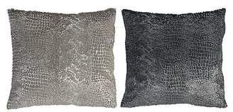 "A&B Home 18"" x 18\"" Pillow - Set of 2"