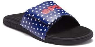 PSD Stars Slide Sandal
