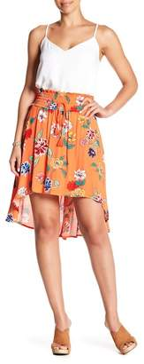 Cotton On & Co. Romy Shirred Woven Skirt