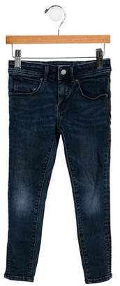 Burberry Girls' Denim Skinny Bottoms
