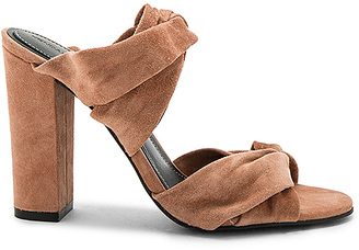 KENDALL + KYLIE KENDALL + KYLIE Demy Mule in Rose $145 thestylecure.com