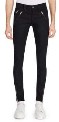 Alexander McQueen D-Biker Slim-Fit Jeans