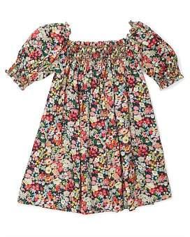 Bonton Girl Printed Dress