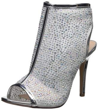 Madden-Girl Women's DIVAA Heeled Sandal