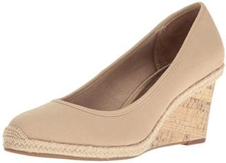 LifeStride Women's Listed Wedge Pump