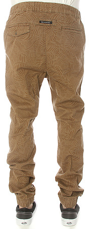 Zanerobe The Sureshot Chino Pants in Camel Floral