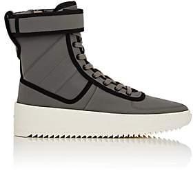 Fear Of God Men's Military Nylon Sneakers - Gray