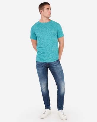 Express Burnout Short Sleeve Baseball T-Shirt