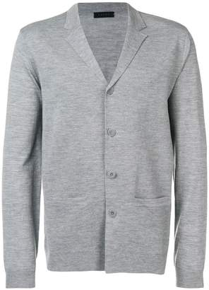 Falke v-neck buttoned cardigan