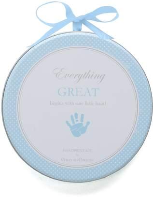 Child to Cherish My Child's Handprint with Hanger