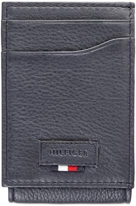 fecb796a77 Tommy Hilfiger Men Gus Leather Pocket Wallet