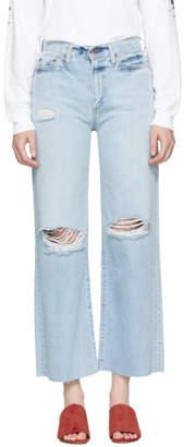 Simon Miller Blue Tibbee 006 Jeans