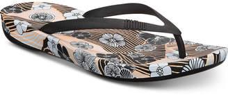 FitFlop Iqushion Aloha Flip-Flop Sandals Women Shoes