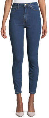 Joe's Jeans Bella High-Waist Skinny Ankle Jeans