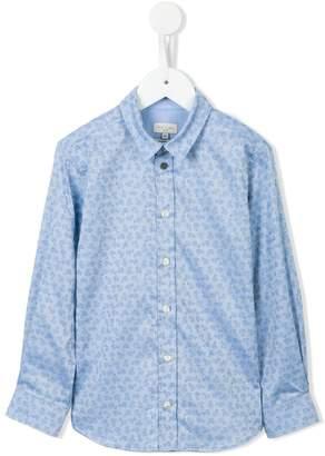 Paul Smith zebra patterned shirt