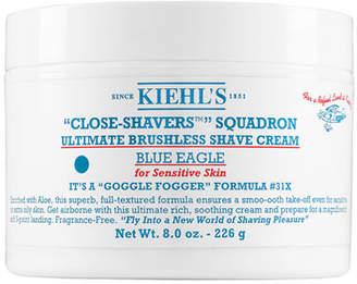 Kiehl's Ultimate Brushless Shave Cream - Blue Eagle, 8.0 oz.