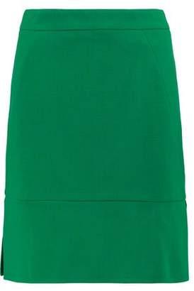 Emilio Pucci Wool-Blend Woven Mini Skirt