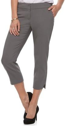 Apt. 9 Women's Torie Straight-Leg Capri Pants