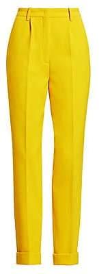 No.21 No. 21 No. 21 Women's Cuffed Trousers