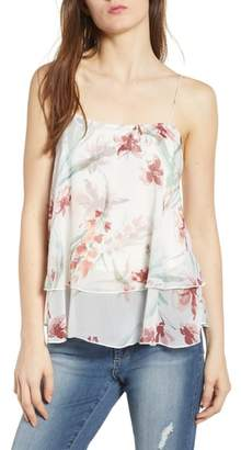 Leith Tiered Chiffon Camisole