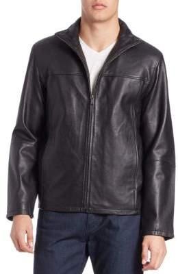 Moto Boston Harbour Leather Jacket
