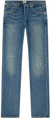 Citizens of Humanity Cotton Wyatt Slim-Fit Jeans