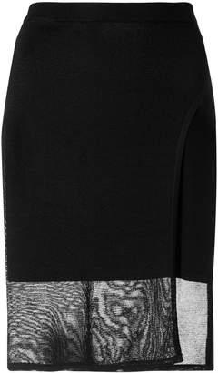 Alyx draped skirt