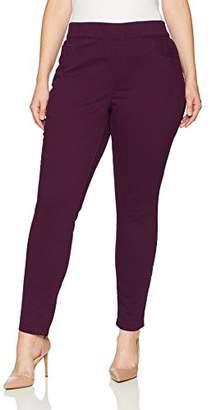 Bandolino Women's Plus Size Thea Pull on Legging