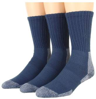 Thorlos Trail Hiking Crew 3 Pair Pack Women's Crew Cut Socks Shoes